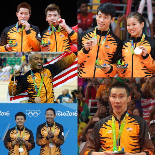 Image result for malaysian olympic medals 2016