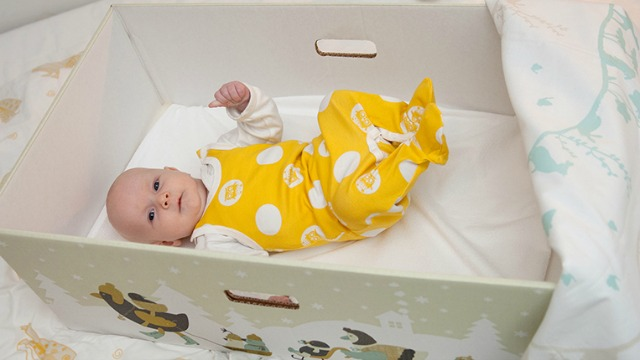 This Is Mostly Due To An Initiative That Was Introduced In 1938 The Finnish Baby Box
