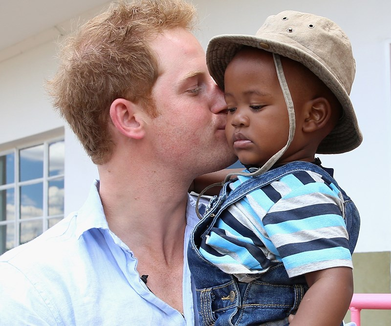 prince harry as a philantrophist Famous philanthropists and  prince  rowling biography - famous billionaire british writer of the harry potter series.