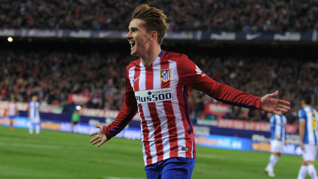 Antoine Griezmann Has One Condition If He Were To Join Man Utd
